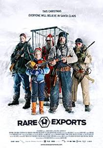 Picture of a movie: Rare Exports: A Christmas Tale