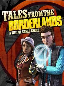 Picture of a game: Tales From The Borderlands: A Telltale Game Series