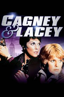 Picture of a TV show: Cagney & Lacey