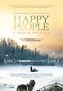 Picture of a movie: Happy People: A Year In The Taiga