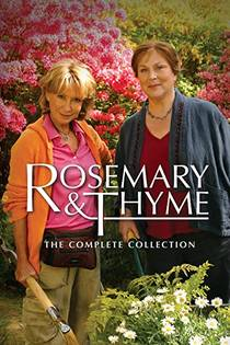 Picture of a TV show: Rosemary & Thyme