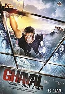 Picture of a movie: Ghayal Once Again