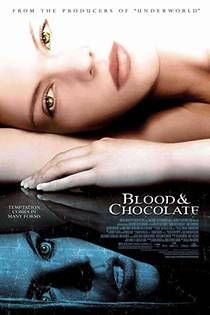 Picture of a movie: Blood And Chocolate