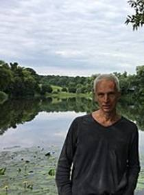 Picture of an author: Rupert Thomson