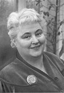 Picture of an author: Margery Allingham