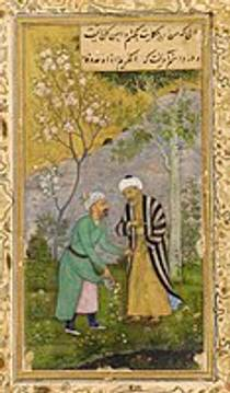 Picture of an author: Saadi