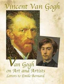 Picture of a book: Van Gogh on Art and Artists: Letters to Emile Bernard