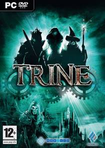 Picture of a game: Trine