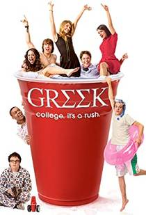 Picture of a TV show: Greek