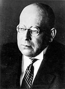 Picture of an author: Oswald Spengler
