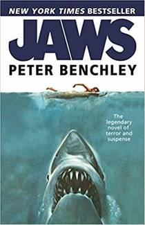 Picture of a book: Jaws