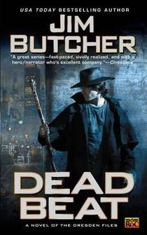 Picture of a book: Dead Beat