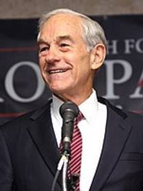 Picture of an author: Ron Paul