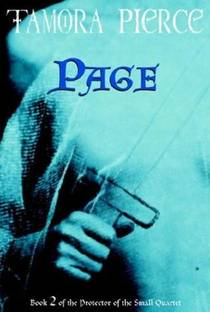 Picture of a book: Page