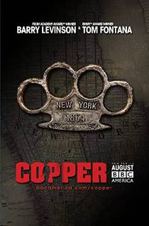 Picture of a TV show: Copper