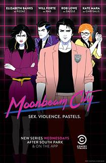 Picture of a TV show: Moonbeam City