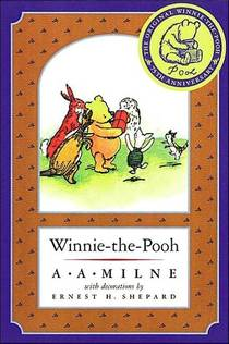 Picture of a book: Winnie-The-Pooh