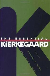 Picture of a book: A Kierkegaard Anthology