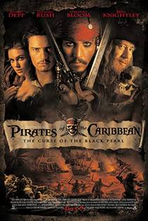 Picture of a movie: Pirates Of The Caribbean: The Curse Of The Black Pearl