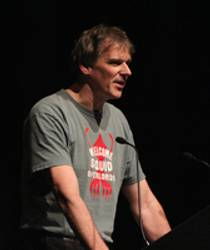 Picture of an author: Peter Watts