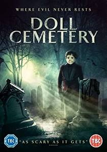 Picture of a movie: Doll Cemetery