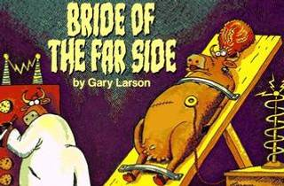 Picture of a book: The Bride of The Far Side