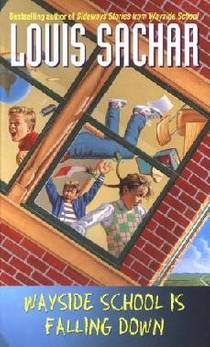 Picture of a book: Wayside School Is Falling Down