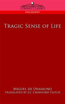 Picture of a book: Tragic Sense Of Life