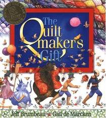 Picture of a book: The Quiltmaker's Gift