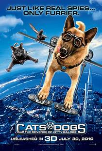 Picture of a movie: Cats & Dogs: The Revenge Of Kitty Galore