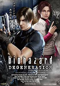 Picture of a movie: Resident Evil: Degeneration