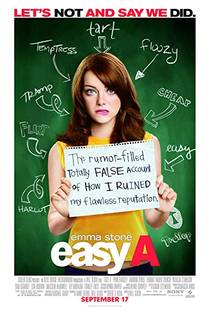 Picture of a movie: Easy A