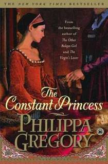 Picture of a book: The Constant Princess