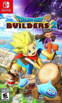 Picture of a game: Dragon Quest Builders 2