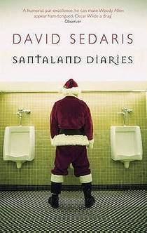 Picture of a book: Santaland Diaries