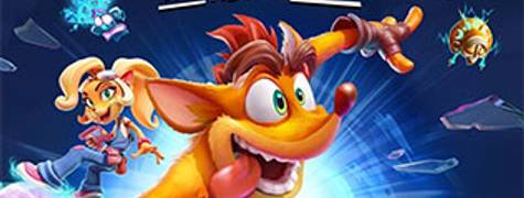 Image of Crash Bandicoot 4: It's About Time