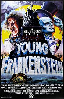 Picture of a movie: Young Frankenstein