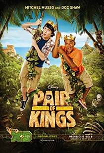 Picture of a TV show: Pair Of Kings