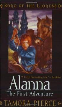 Picture of a book: Alanna: The First Adventure