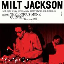 Picture of a band or musician: Milt Jackson