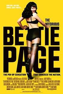 Picture of a movie: The Notorious Bettie Page