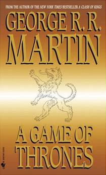 Picture of a book: A Game Of Thrones