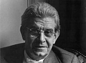 Picture of an author: Jacques Lacan