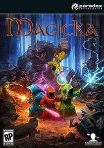 Picture of a game: Magicka