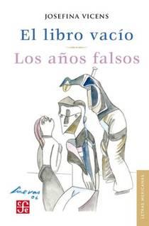 Picture of a book: El libro vacío / Los años falsos