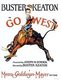Picture of a movie: Go West