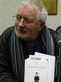 Picture of an author: Terry Eagleton