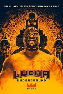 Picture of a TV show: Lucha Underground