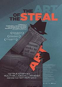 Picture of a movie: The Art Of The Steal