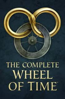 Picture of a book: The Complete Wheel Of Time